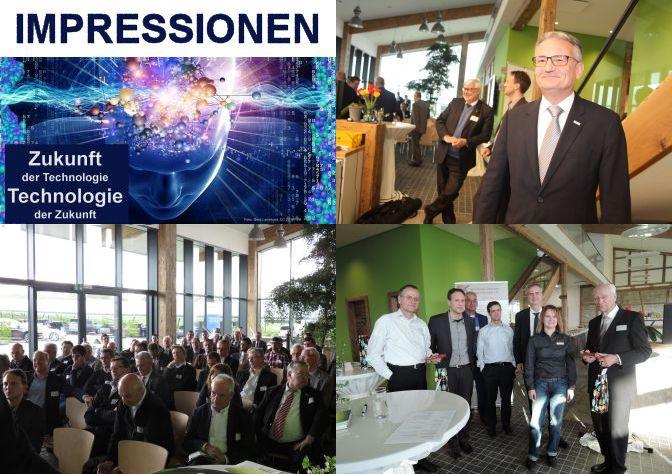 Zukunft der Technologie - Technologie der Zukunft: Impressionen