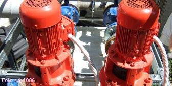 Hydrophobe Beschichtung für Pumpen