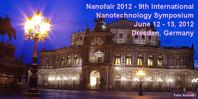 Nanofair 2012 - 9th International Nanotechnology Symposium