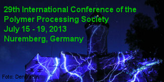 29th International Conference of the Polymer Processing Society