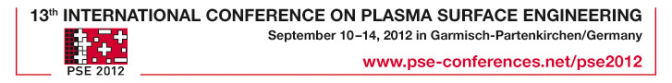 13th International Conference on Plasma Surface Engineering